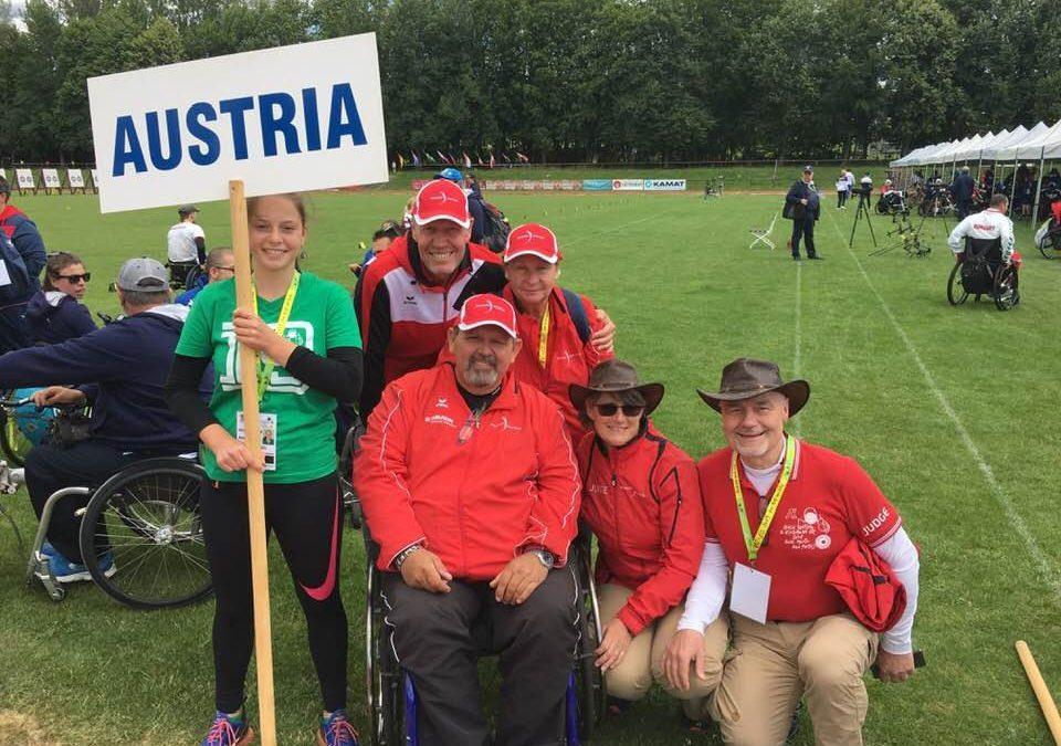Para-Archery European Cup Nove Mesto